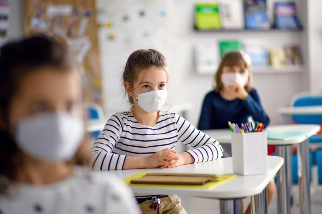 Δελτίο Τύπου σχετικά με την καθολική εφαρμογή της μάσκας προσώπου στα παιδιά, ως μέτρου προφύλαξης από τον Covid-19