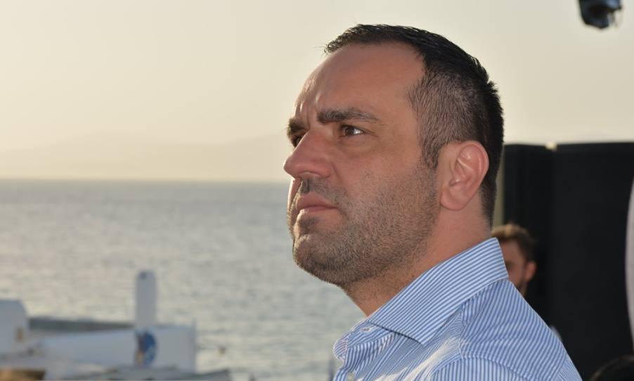 Λύση για την πολεοδομική υποστήριξη της Μυκόνου διεκδικεί ο Δήμαρχος Κωνσταντίνος Κουκάς