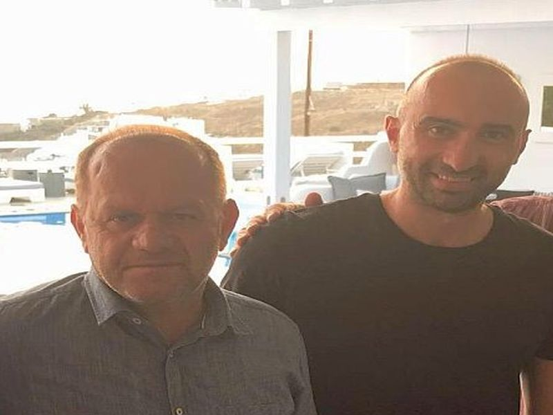 Νικόλαος Δακτυλίδης: «Είναι μεγάλη μας χαρά που θα έρθει ο Άγγελος Τσάμης στην οικογένεια του Α.Ο. Μυκόνου»