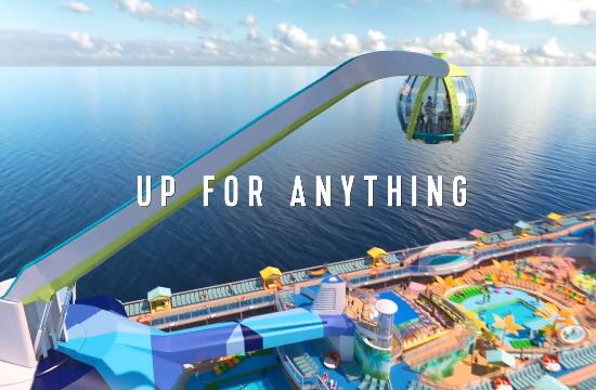Royal Caribbean: Τα ελληνικά νησιά στις κρουαζιέρες του 2021 με το νέο, πολυτελές Odyssey of the Seas (video)