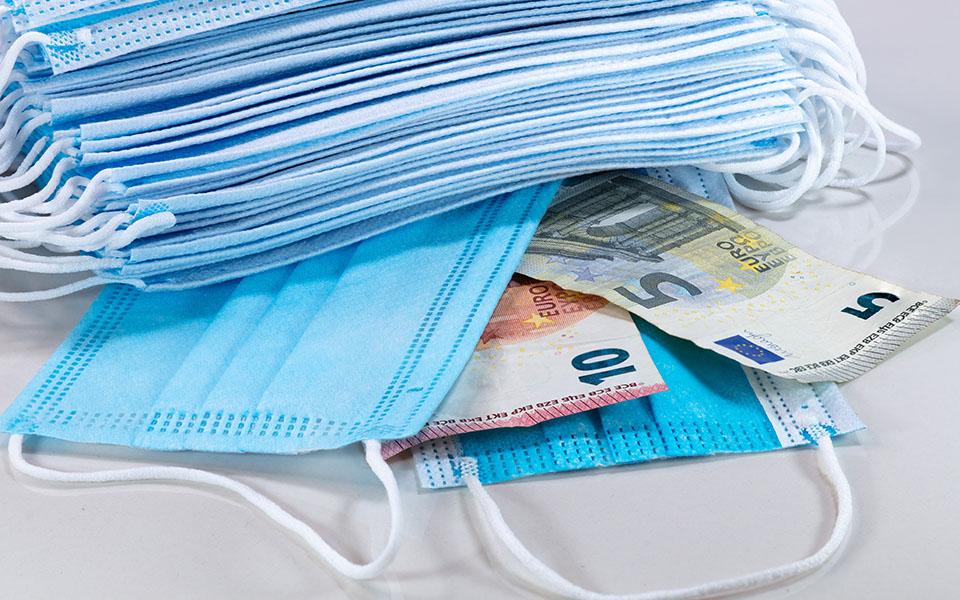 Στα 6,6 δισ. ευρώ το πρωτογενές έλλειμμα του κρατικού προϋπολογισμού στο 8μηνο
