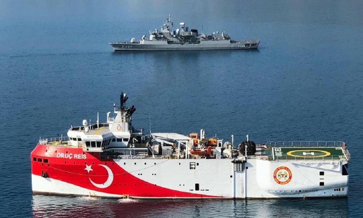 Οruc Reis: Σε απόγνωση οι Τούρκοι – Παρακάλεσαν τους Ρώσους να τους βοηθήσουν να βρουν τα ελληνικά υποβρύχια – παρά το λάθος