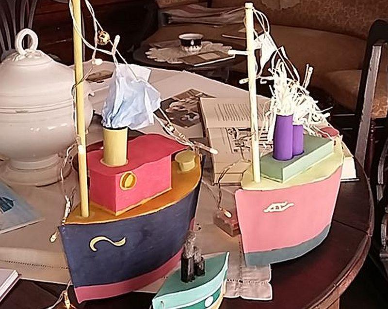 «Οι Φίλοι του Λαογραφικού Μουσείου Μυκόνου» οργανώνουν την Κατασκευή Καράβας στη ΚΔΕΠΠΑΜ
