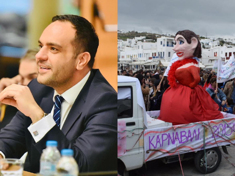 Δήμαρχος Μυκόνου: «Βασική προτεραιότητα είναι η διαφύλαξη και η προστασία της δημόσιας υγείας»