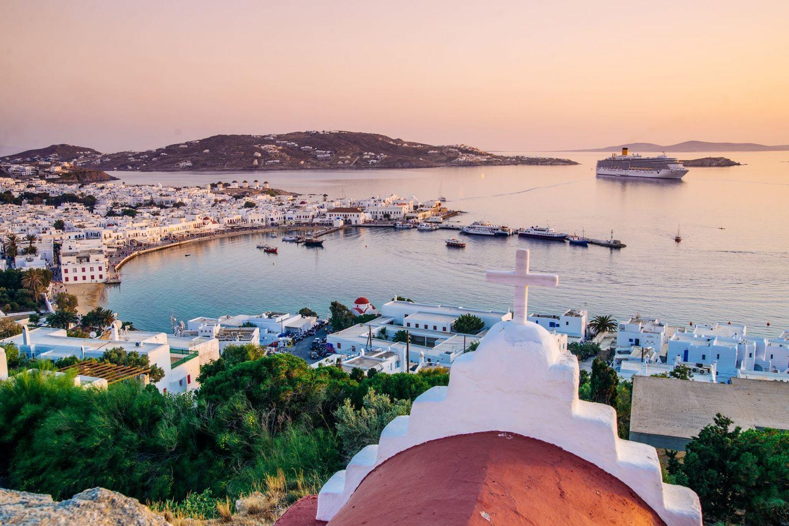 58 νέες τουριστικές επενδύσεις για ξενοδοχειακές μονάδες στις Κυκλάδες
