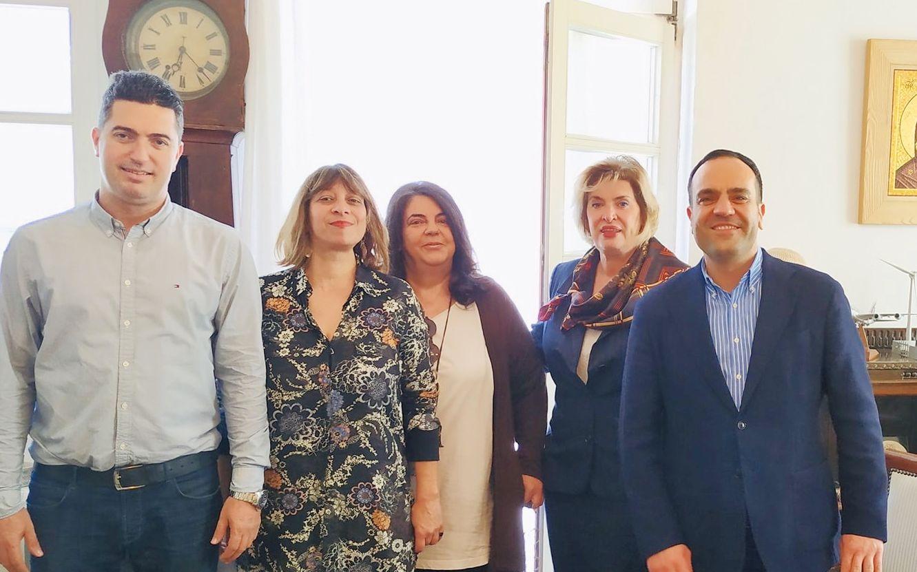 Νέα Κοινοτική Σύμβουλος η Μαρία Σταυρακοπούλου