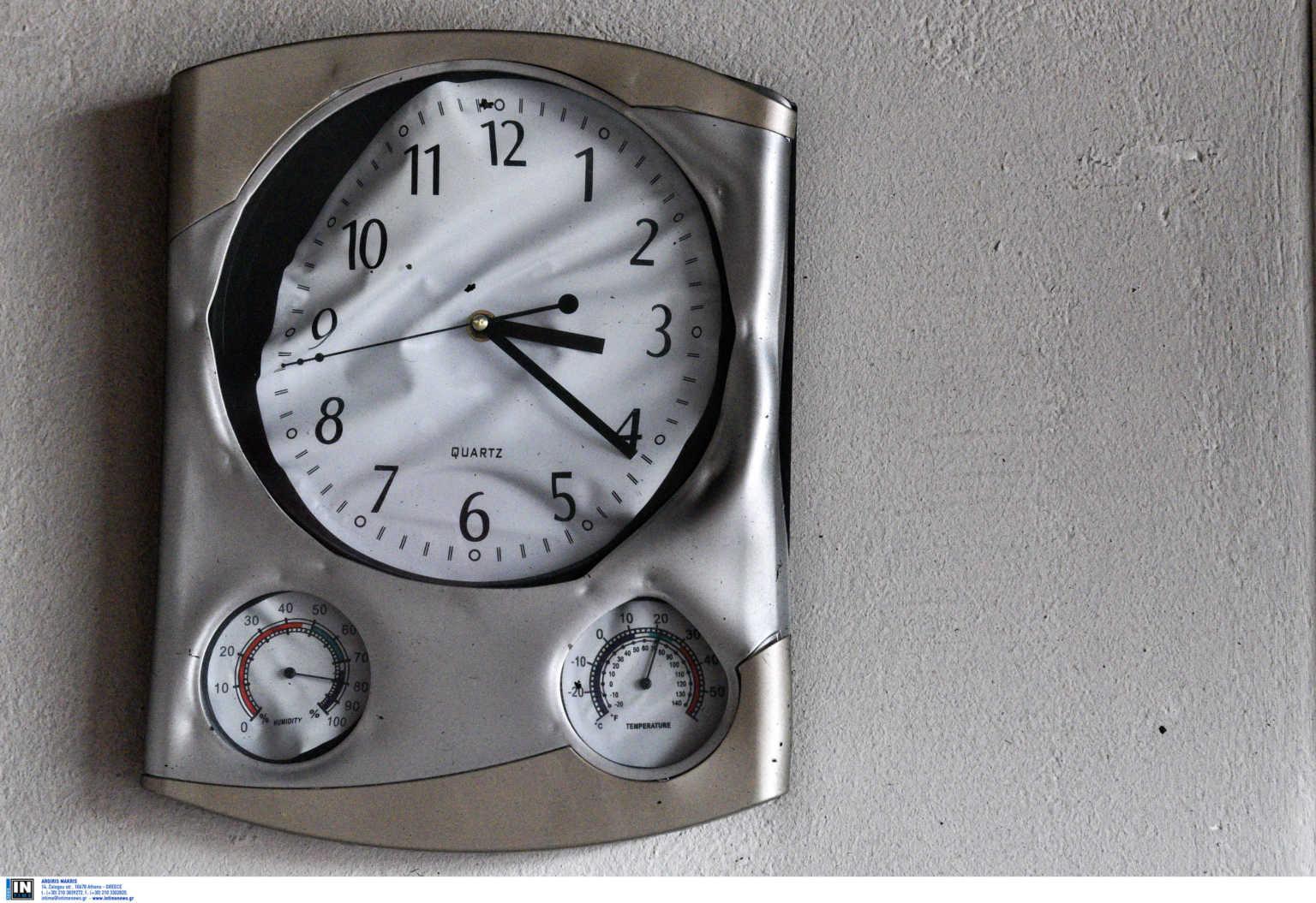 Τίτλος: Αλλάζει η ώρα τα ξημερώματα της Κυριακής
