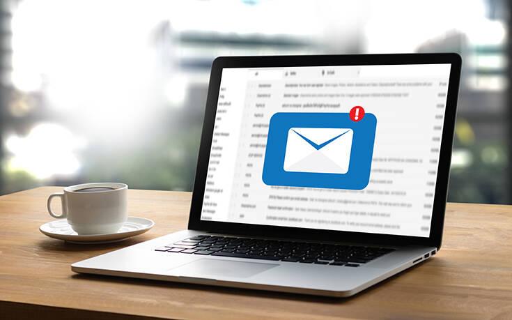 Με e-mail η έναρξη επιχειρηματικής δραστηριότητας