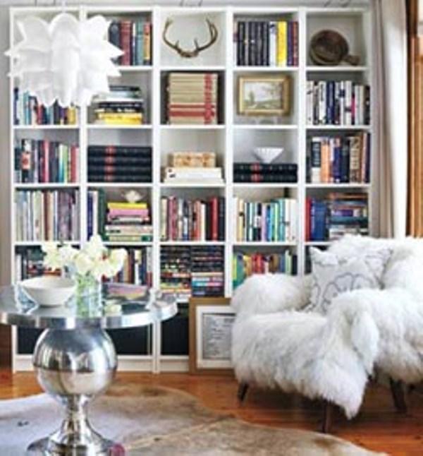 6 διακοσμητικά στιλ βιβλιοθήκης: Ανακάλυψε το δικό σου