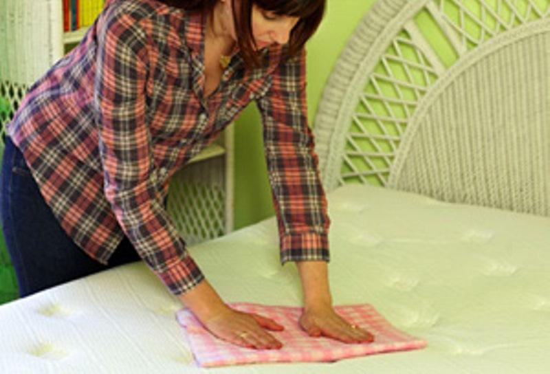 Πώς καθαρίζουμε το στρώμα μας