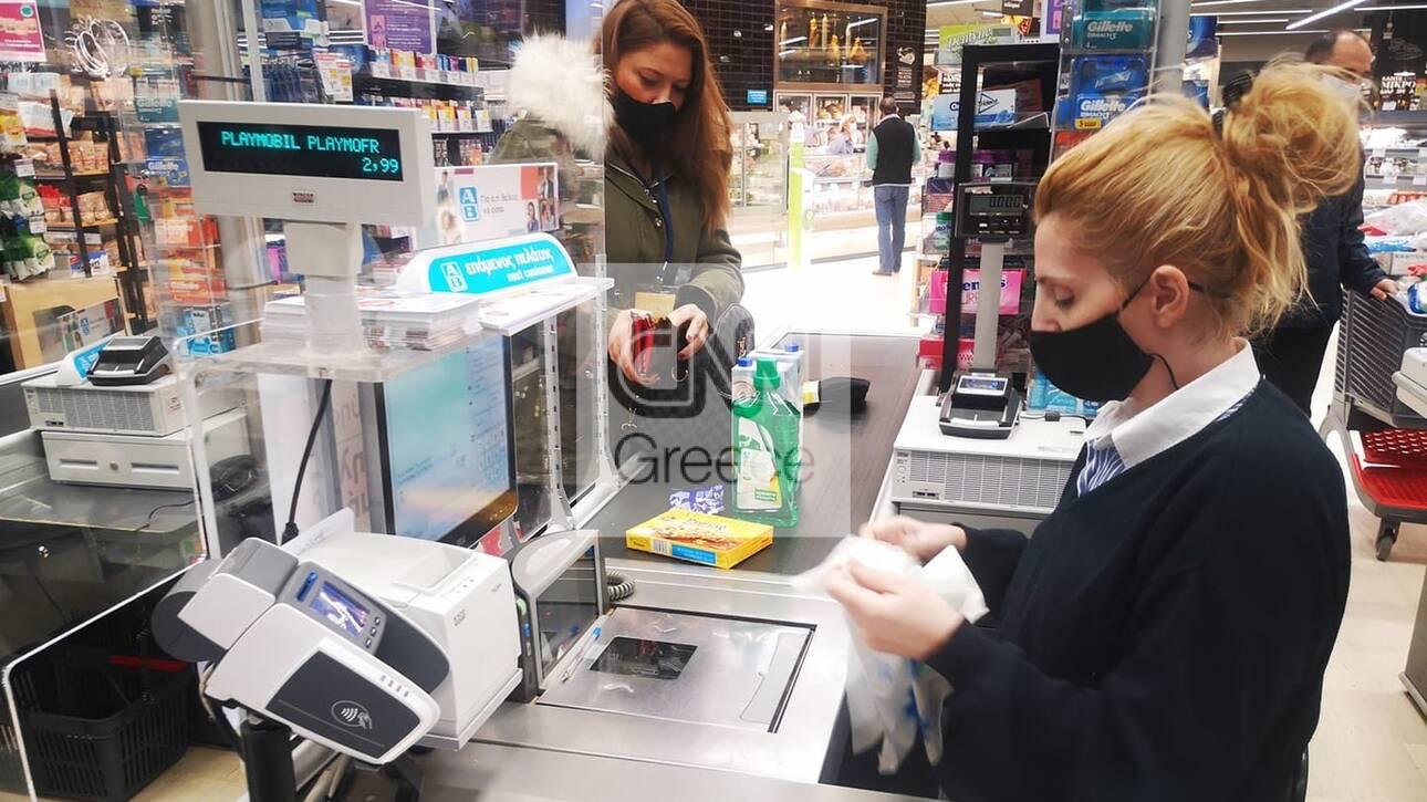 Σούπερ μάρκετ: Τι δεν θα μπορείτε να αγοράζετε πλέον