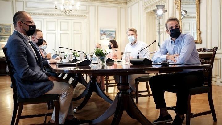 Κυρ. Μητσοτάκης για τη χρήση της μάσκας: Η κοινωνία είναι σύμμαχος