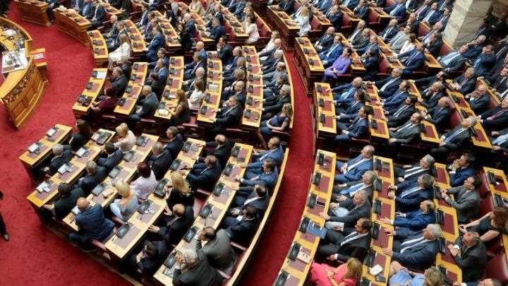 Ψηφίζεται στη Βουλή το νομοσχέδιο για την Πολιτική Προστασία