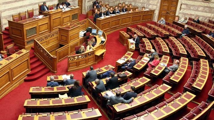 Βουλή: Προ ημερησίας σε επίπεδο αρχηγών, για τις συνέπειες της COVID-19
