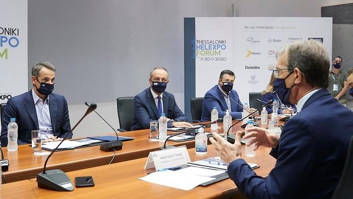 Κυρ.Μητσοτάκης: Στόχος να απαλύνουμε τον πόνο από τις συνέπειες της πανδημίας και να βάλουμε την Ελλάδα σε τροχιά ανάπτυξης