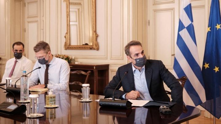 Κυρ. Μητσοτάκης: Αρχές 2021 το εμβόλιο στην Ελλάδα. Δωρεάν για όλους τους πολίτες
