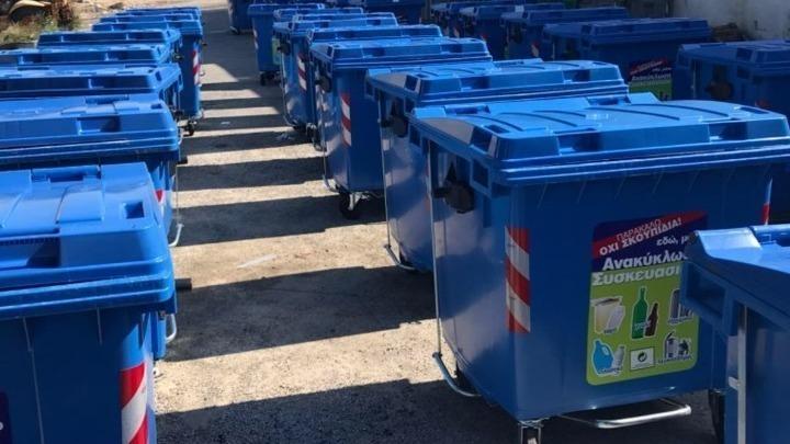 Σε μία δεκαετία μπορεί να καλυφθεί το έλλειμμα που παρουσιάζει η Ελλάδα στην ανακύκλωση