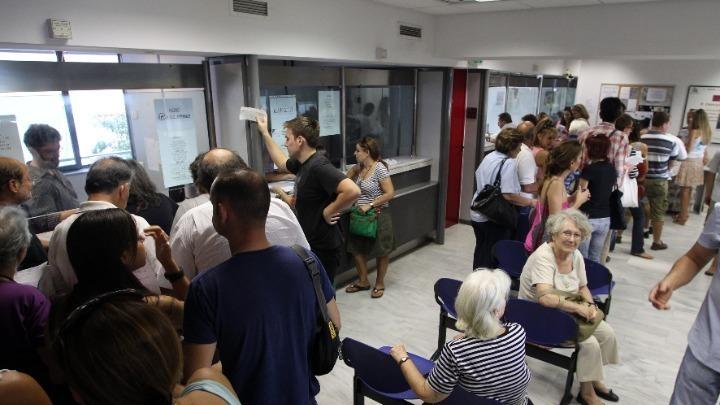 Πανελλαδική στάση εργασίας, από τις 11:30, για τους εφοριακούς