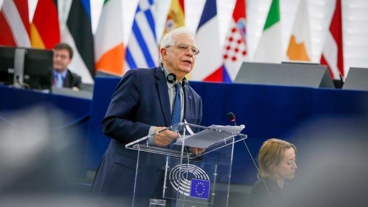 Ζ.Μπορέλ: «Ο χρόνος κυλά και πλησιάζουμε σε καθοριστική στιγμή της σχέσης της ΕΕ με την Τουρκία»
