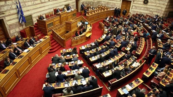"""Βουλή: Κυρώθηκε η συμφωνία Ελλάδας-Αιγύπτου για την ΑΟΖ – 178 υπέρ, 26 κατά και 81 """"παρών"""""""
