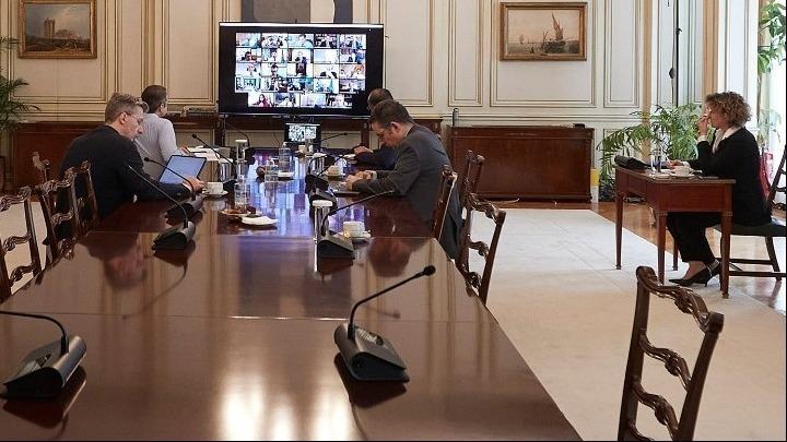 Συνεδριάζει στις 11 το πρωί, μέσω τηλεδιάσκεψης το Υπουργικό Συμβούλιο-Ποια θα είναι η ατζέντα