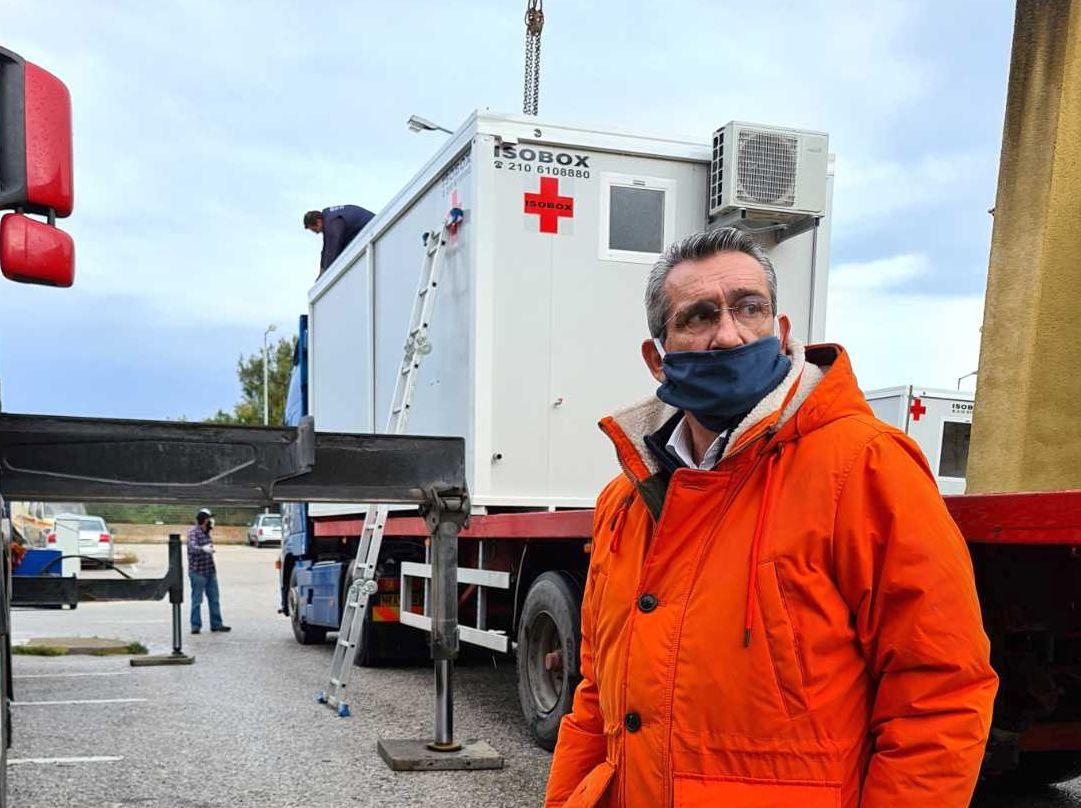 Χωρίς διακοπή ο αγώνας της Π.N.AI για την υγειονομική θωράκιση των νησιών