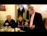 Γιώργος Χωραφάς: αισθάνομαι πολύ τιμημένος