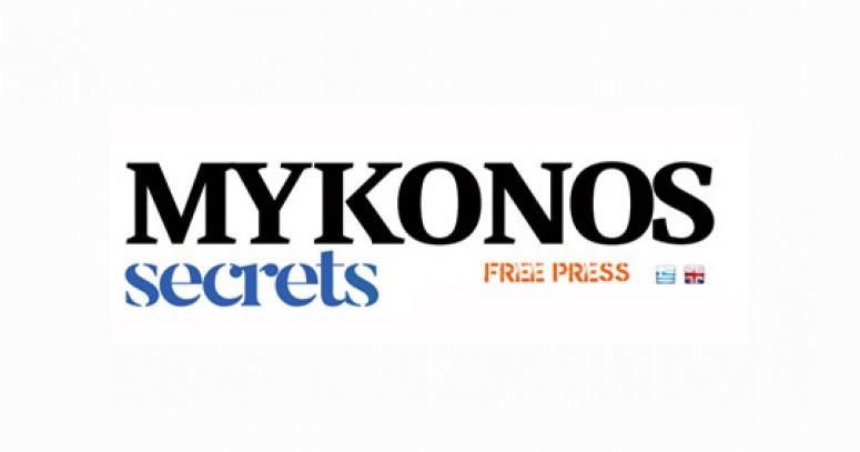 Mykonos Secrets Έκδοση 3η