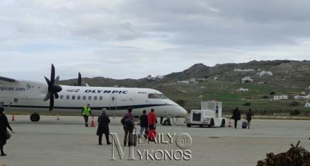 Παράταση των επιδοτούμενων αεροπορικών δρομολογίων ζητά το Π.Σ. Νοτίου Αιγαίου