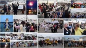 Bίντεο - Μυκονιάτικο Καρναβάλι 2017: Κέφι, χορός και λαμογιο-καρνάβαλος