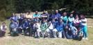 Με επιτυχία πραγματοποιήθηκε η κατασκήνωση των Ομάδων Προσκόπων της Π.Ε. Κυκλάδων