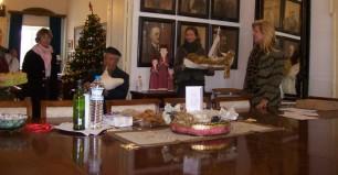 Πρωτοχρονιάτικα κάλαντα στο Δημαρχείο