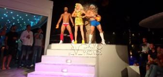 Closing Drag Show στο Elysium