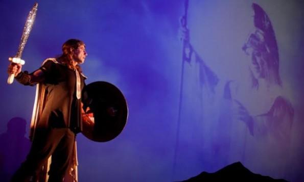 Σήμερα η παράσταση της Κάρμεν Ρουγγέρη στο Γρυπάρειο