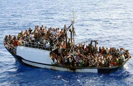 Πάνω από 3.400 μετανάστες έχασαν τη ζωή τους στη Μεσόγειο το 2014