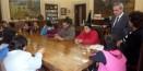 Γ. Χατζημάρκος  στα παιδιά του Κέντρου «Ελπίδα»: «Είμαστε πάντα δίπλα σας»