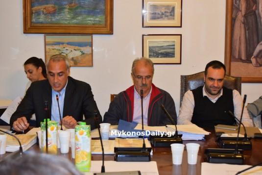Κατά πλειοψηφία πέρασε ο προϋπολογισμός του Δήμου Μυκόνου για το 2016