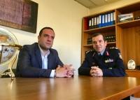 Αλλεπάλληλες συναντήσεις του Δημάρχου Μυκόνου κ. Κουκά στο Υπουργείο Προστασίας του Πολίτη