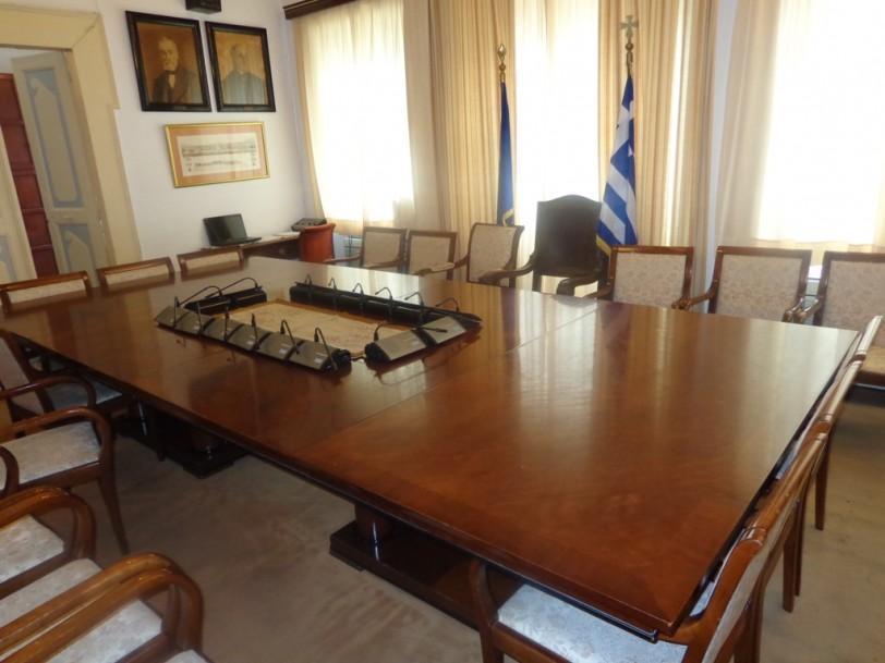 Το απόγευμα η συνεδρίαση του Δημοτικού Συμβουλίου