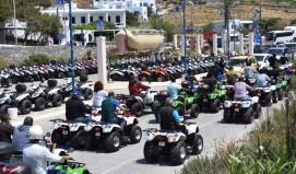 Ανέστειλαν τις κινητοποιήσεις τους οι ιδιοκτήτες ενοικιαζομένων μοτοποδηλάτων - «Πράσινο φως» για διάλογο από το Υπουργείο - Τι αναφέρουν σε ανακοίνωσή τους