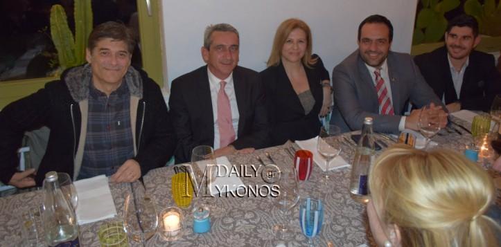 (Βίντεο) Πρεσβευτής της Δήλου για το 2015 ο Γιώργος Χωραφάς