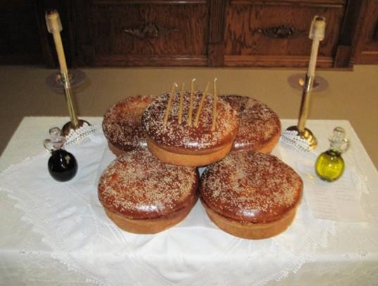 Εορτασμός της Αγίας Σκέπης από τον Απολλώνιο Όμιλο