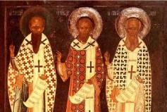 Ανακοίνωση του Υπ. Παιδείας σχετικά με τον εορτασμό των Τριών Ιεραρχών