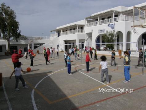 Διαβαθμιδική σύμβαση μεταξύ Δήμου Μυκόνου και Περιφέρειας για την συντήρηση των σχολικών κτιρίων
