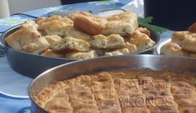 Γεύσεις από Ήπειρο στην Λέσχη Γαστρονομίας Μυκόνου