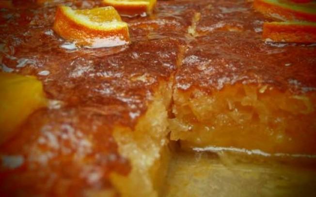 Γεύσεις: Πεντανόστιμη αυθεντική χιώτικη πορτοκαλόπιτα