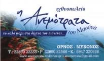 ANEMOTRATA FISH MARKET