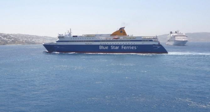 Κανονικά θα εκτελεστούν τα δρομολόγια της Blue Star Ferries και της Superfast Ferries παρά τις αυριανές κινητοποιήσεις