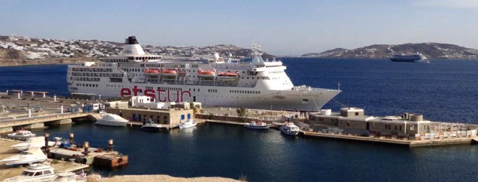 Ανακοίνωση: το Λιμεναρχείο Μυκόνου ζητά πλοηγό