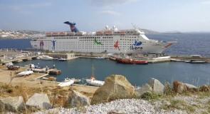 Εργοτάξιο πάλι το νέο λιμάνι το καλοκαίρι του 2015